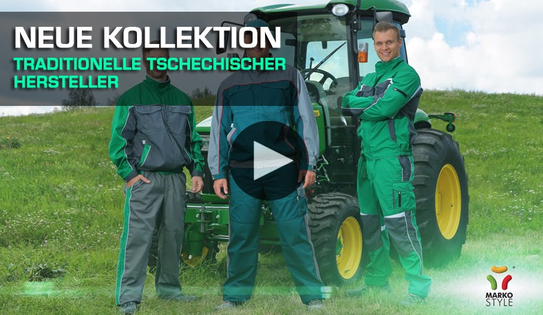 MARKO STYLE - green edition