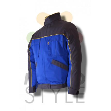 Pracovní bunda, modrá