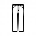 Kalhoty do pásku