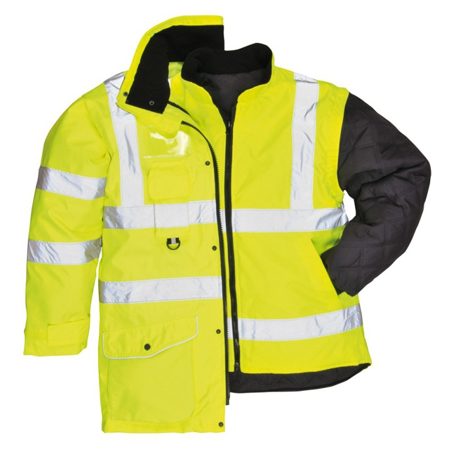 Hi-Vis bunda 7v1 Traffic, S427